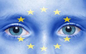 europe bleue