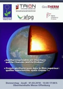geotherm affiche
